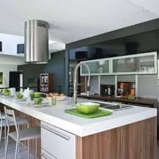 cuisine moderne ouverte decoration idee cuisine ouverte une cuisine moderne pour nouveau