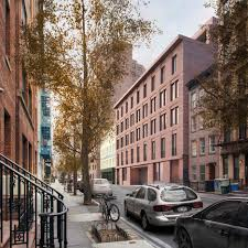 100 West Village Residences David Chipperfields Residences Finally Receive Go