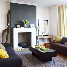 Charming Black And Wood Coffee Table Modern Family Living Room Design Ideas Housetohomecouk Medium Version