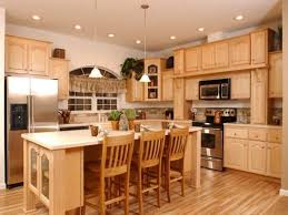 77 beautiful stunning kitchen paint colors for light oak cabinets