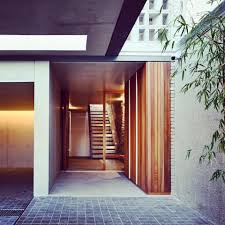 100 Hyla Architects HYLA Lily Avenue View Of The Entrance With Facebook