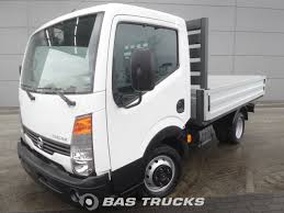 Nissan Cabstar F24-S Light Commercial Vehicle - BAS Trucks
