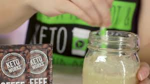 It Works Keto Coffee Delicious Hot OR Cold
