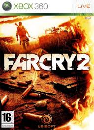 Far Cry 2 Box Shot for Xbox 360 GameFAQs