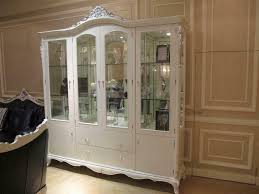 vitrine schrank vitrinen wohnzimmer schau schränke design barock rokoko e36 neu