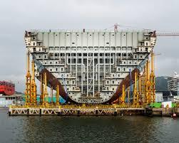 les plus gros porte conteneurs bientôt en circulation