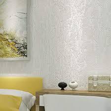 uni tapete wohnzimmer vliestapete beige weiß 50705