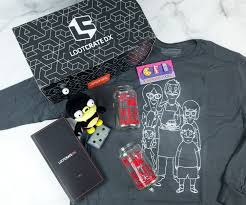 Loot Crate DX January 2019 Subscription Box Review & Coupon ... Brilliantgiftscom Yoga Lover Gifts Im A 100 Awesome Subscription Box Coupons 2019 Urban Tastebud Coach Crates Hello Subscription Coupon Code Jewlr Brunos Livermore Coupons Eureka Crate Get 40 Off Your First Month Sale Email From Lootcrate With Coupon Discount Codes For Top Codes And Deals In Canada September Finder 18 Little Crow Candles Promo Lye Food Store Mulberry Factory Shop Student Kate Morgan Wethriftcom Friacos Bhs Staff Card Online