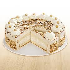 nuss sahne torte ungeschnitten froneri schöller
