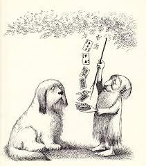 Illustration By Maurice Sendak For The Big Green Book Robert Graves