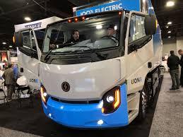 100 Tmc Used Trucks Lion Unveils Urban Class 8 Electric Truck Fuel Smarts Trucking Info
