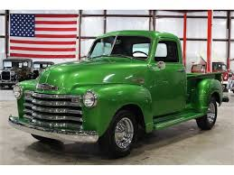 100 Rally Truck For Sale 1949 Chevrolet 3100 For ClassicCarscom CC995542