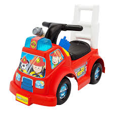 100 Fisher Price Fire Truck Ride On Amazoncom Little People Toys Games