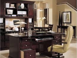Space Saver Desk Ideas by Office 43 Impressive Dark Wooden Furniture For Modern