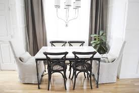 Cool Restoration Hardware Bistro Chair Dining Chairs Transitional Room