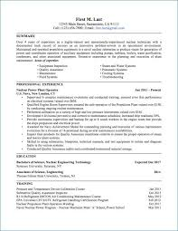 Military To Civilian Resume Examples New Sample Of