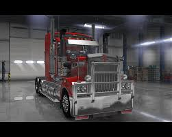 IMO, The Best Looking Semi Truck Ever-Kenworth T908 : Trucksim