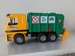 Best Bruder Recycle/garbage Truck Like New For Sale In Three Hills ... Buy Bruder Man Tga Rear Loading Garbage Truck Orange 02760 Scania R Series 3560 Incl Shipping Large Kit Toy Dust Bin Cart Lorry Mercedes Tgs Rearloading Garbage Truck Greenyellow At Bruder Scania Rseries Toy Vehicle Model Vehicle Toys 01667 Mercedes Benz Mb Actros 4143 Green Morrisey Australia 03560 Rseries Newfactory Man Cstruction Red White Online From Fishpdconz
