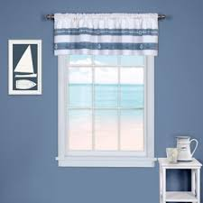 Bed Bath And Beyond Curtains And Valances by Buy Nautical Valance Curtain From Bed Bath U0026 Beyond