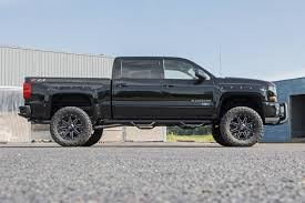 Rough Country Pocket Fender Flares W/Rivets For 2016-2018 Chevrolet ... Western Star Cstellation Headlight Fender Guards Now Available Bushwacker 2015 Gmc Hd 23500 Flares Paint Fender Flares Toyota Tundra Forum Pocket Boltriveted Style For 62018 Tacoma Ram Truck Flare Installation Youtube Chevrolet Silverado Cj Pony Parts Universal Side Mount Airplex Auto Accsories Tfp Usa 2016 F150 Upfitted With Enthuze Avs Rain 3101911 Front Cout Fits 8995 Pickup Ebay