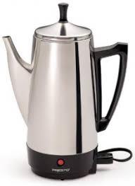 Presto 02811 12 Cup Coffee Percolator Pot