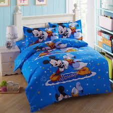 mickey mouse twin bedding modern storage twin bed design