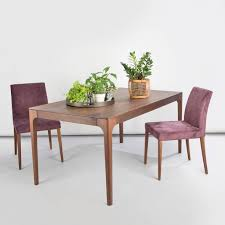 Scenic Walnut Dining Room Chairs Astounding Furniture Wood ...