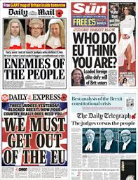 The Front Pages Of Clockwise From Top Right Sun Daily