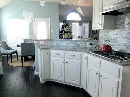 Light Grey Wood Floors Floor Kitchen Image Of Elegant