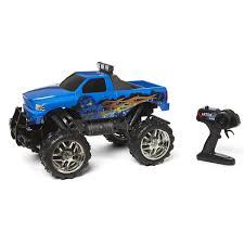 100 Monster Truck Remote Control Eztec 110 RC Crusher Assorted