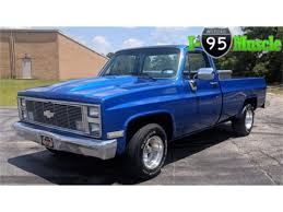 100 1986 Chevy Trucks For Sale Chevrolet Pickup For ClassicCarscom CC1107810