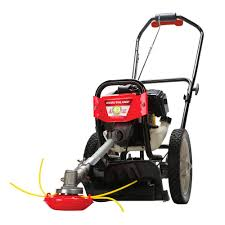 Southland 17 in 43cc Gas Wheeled String Trimmer Mower SWSTM4317
