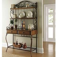 Incredible Kitchen Bakers Rack With Drawers Best 10 Ideas On Pinterest