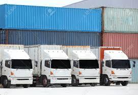 100 Truck Shipping S Lorries Loading Unloading Depot Warehouse