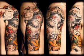Tatuaggio Di Budda Buddha Tattoo