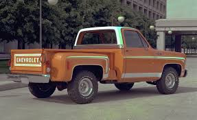 100 70s Chevy Trucks Special Edition Of The KBillys Super Badge