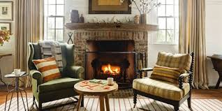 Cozy Living Rooms Winter Decorating Ideas