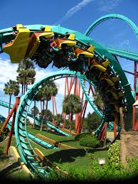 Busch Gardens Theme Park in Tampa Thousand Wonders