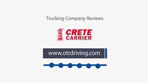 Crete Carrier Reviews & Complaints - YouTube Blog Trucking News Cdl Info Progressive Truck School Crete Carrier Corp Shaffer Lincoln Ne Hirsbach Ccj Innovator Ortran Changes Lanes And Lives For Drivers Truck Trailer Transport Express Freight Logistic Diesel Mack Can You Take Your Home With Page 1 Ckingtruth Forum Wner Could Ponder Mger As Trucking Industry Consolidates Reviews Complaints Youtube Dicated Jobs At