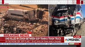 Sen. Flake Describes Moments After GOP Train Collides With Trash Truck Crews Rescue Man Trapped In Garbage Truck Pladelphia Abc7nycom Video High Speed Garbage Truck Crash Wrecks Cars Properties Video Exposes Atlanta Collecting Regular Trash And Song For Kids Videos Children Shows Moment Crashes Over Highway Into Pump Action Air Series Brands Products Picks Up Container And Two Collectors Stock Kids Video Car Cartoons Youtube Car Garage Toy Factory Dump Vs Backhoe Loader Race Coloring Pages To Download Print Trucks Teaching Colors Learning Basic Colours