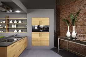 küche eichenholz betonoptik küchen design magazin