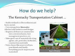 Ky Transportation Cabinet District 6 by Kytc Stormwater Education Program Ppt Download