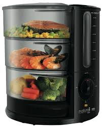 steamer cuisine review electric food steamers