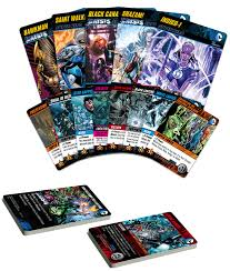dc comics deck building game crisis expansion pack 2 thirsty