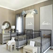 Fraternal Twin Nursery Design Ideas