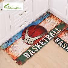 europäischen fuß basketball rugby matten rutschfeste matten küche badezimmer schlafzimmer teppich fußmatten tür kissen teppich
