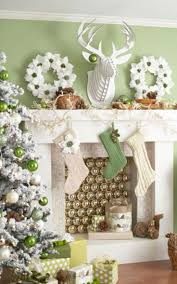 Primitive Kitchen Ideas Pinterest by 36 Best White Holiday Decorating Images On Pinterest Christmas