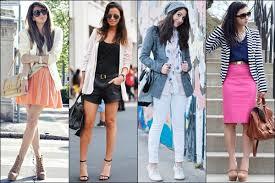 Women Blazer Style In Winter