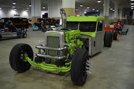100 Rat Rod Semi Truck Turned Custom Is Not Something You See Everyday