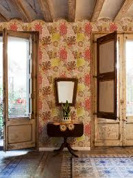 Look Old House Wallpaper With Strong Character